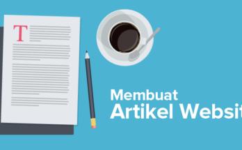 Metode Menulis Artikel Dan Contoh Artikel