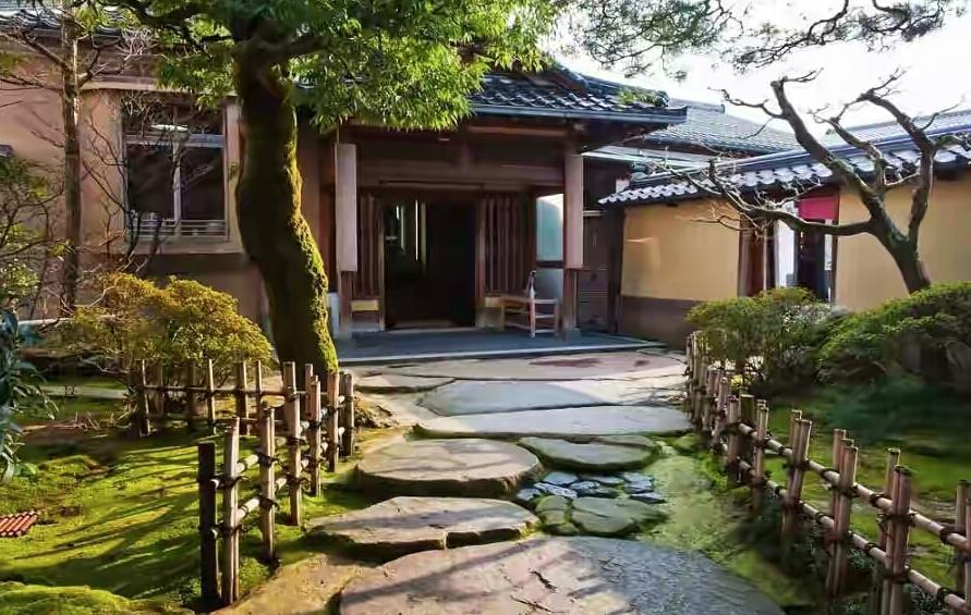 Rumah classic Jepang