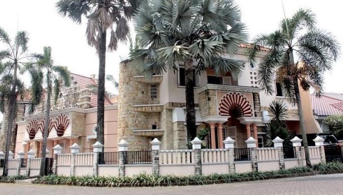 rumah klasik Maroko